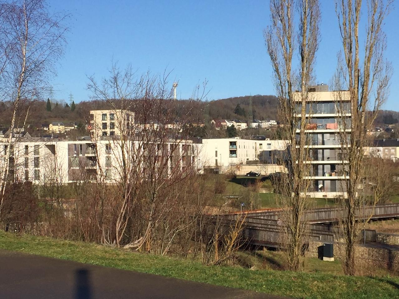 Nouveaux quartiers :5.000 nouveaux habitants attendus à Esch-Belval