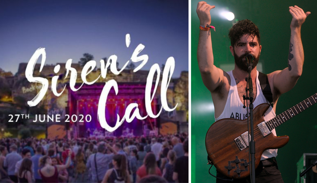 Festival :Foals tête d'affiche du festival Siren's Call