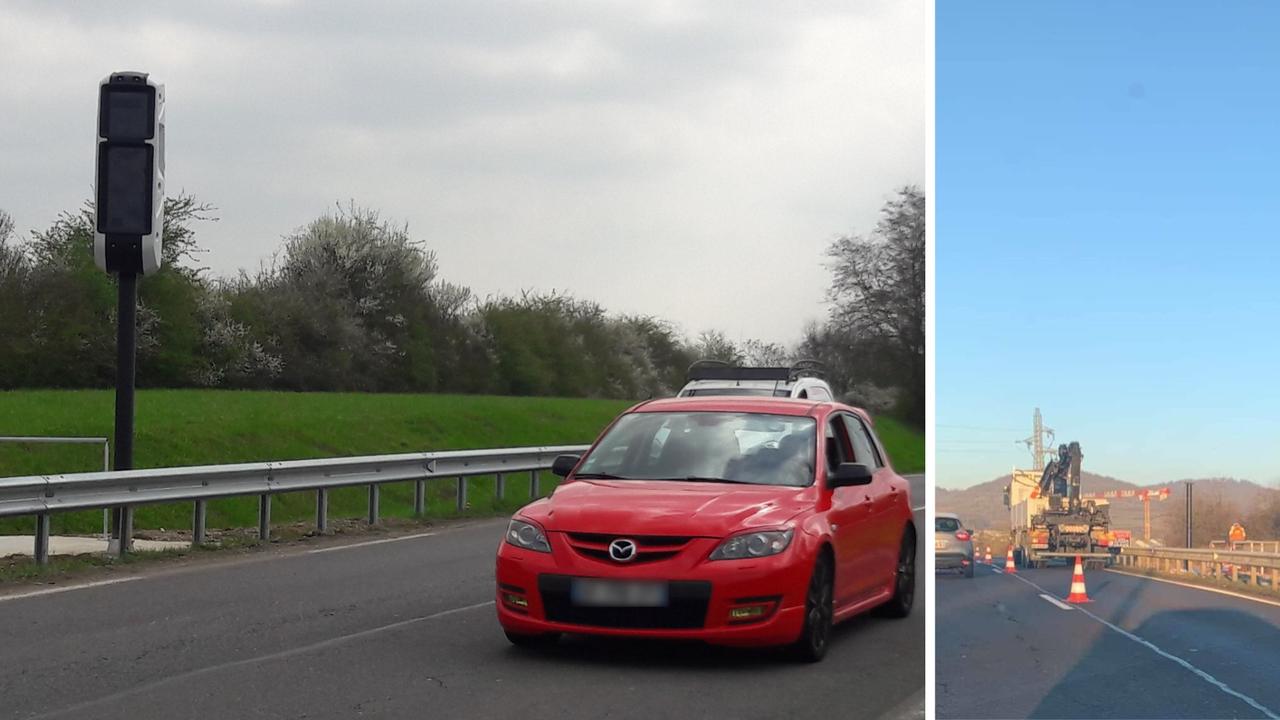 Sécurité routière :Le radar tourelle de Thionville fait (à nouveau) son retour