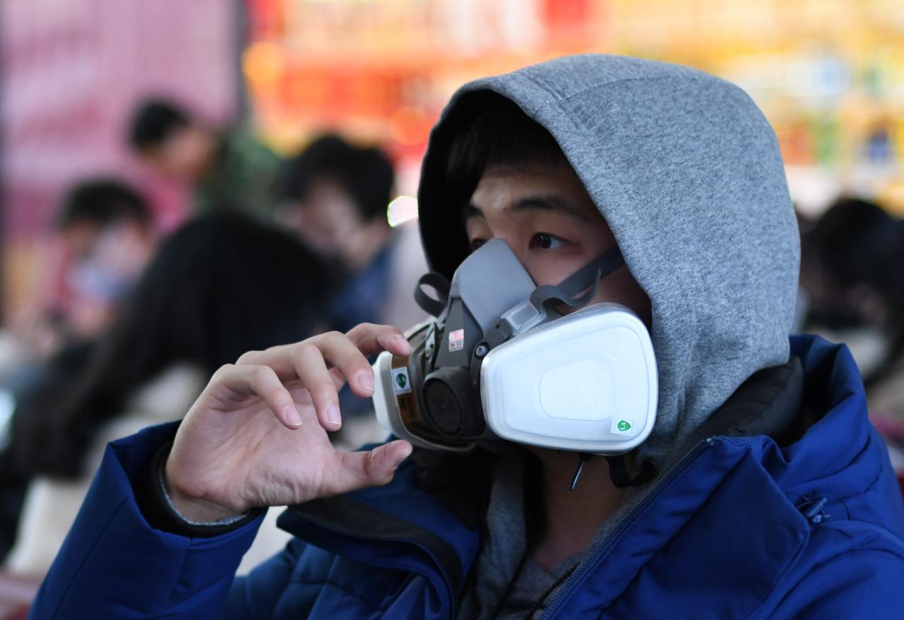 Coronavirus en Chine :Un deuxième mort en dehors de la zone de quarantaine