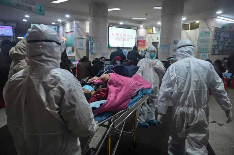 Selon des modèles mathématiques :40.000 personnes pourraient être touchées par le de coronavirus