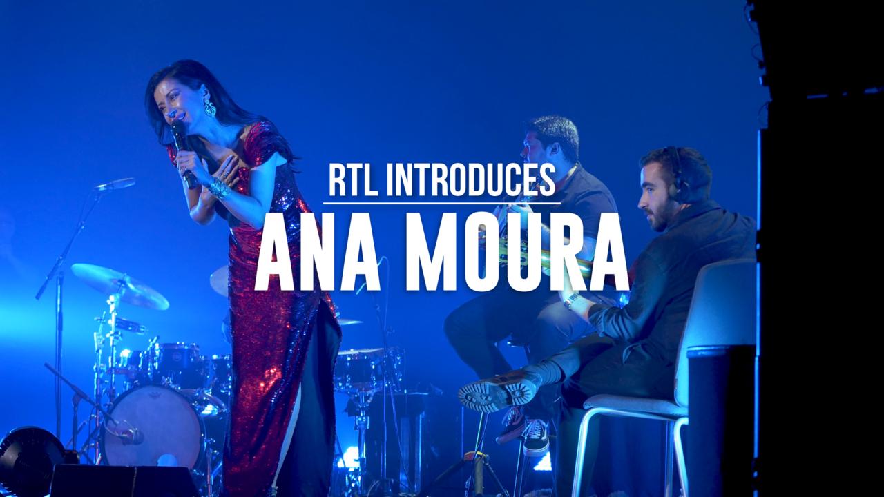RTL Introduces: Portuguese fado musician, Ana Moura