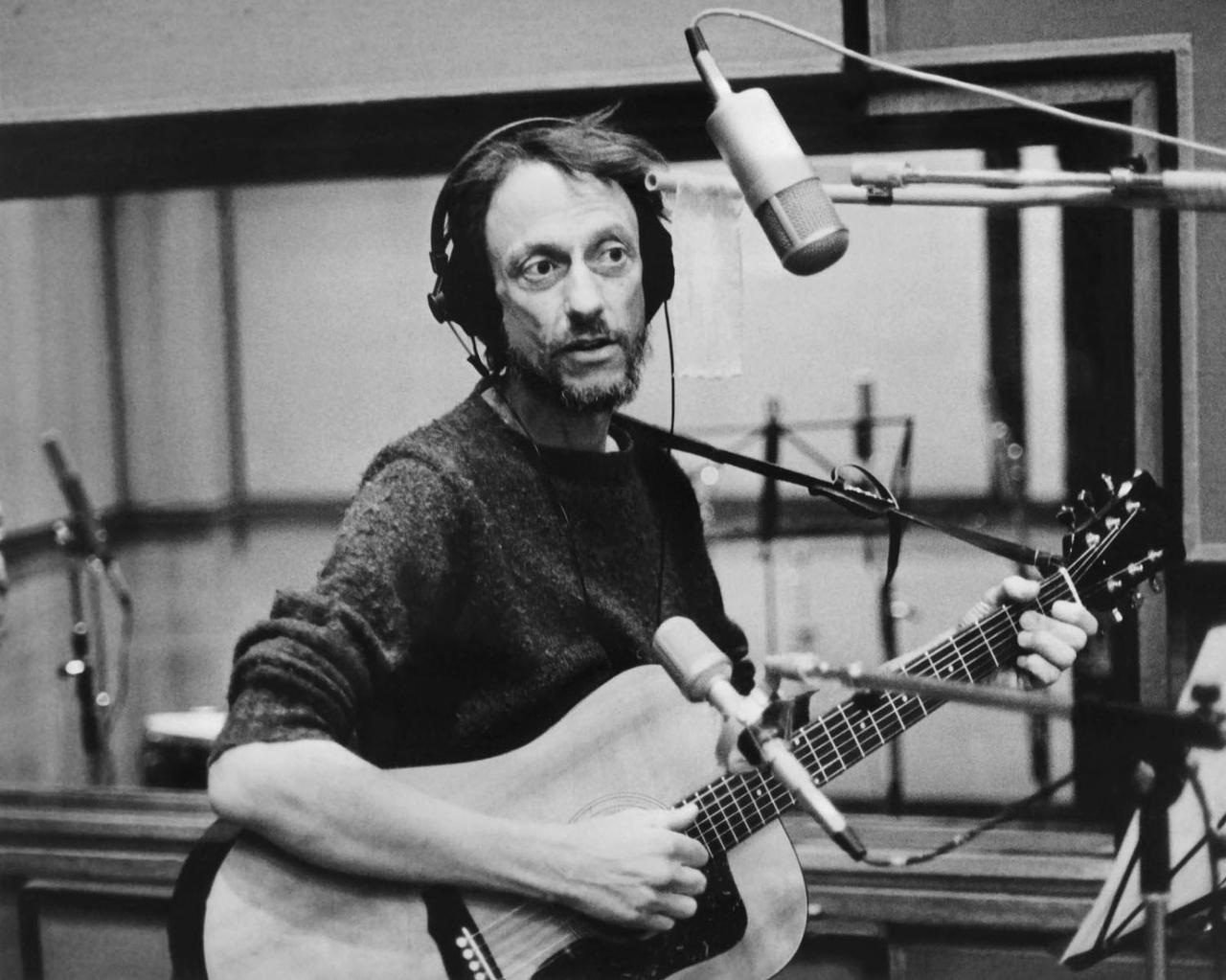 Carnet noir :Le chanteur folk Graeme Allwright est décédé