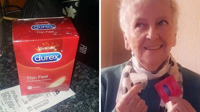 """Nuit """"calme"""" au agitée ? :Elle achète des préservatifs en pensant qu'il s'agit de sachets de thé"""