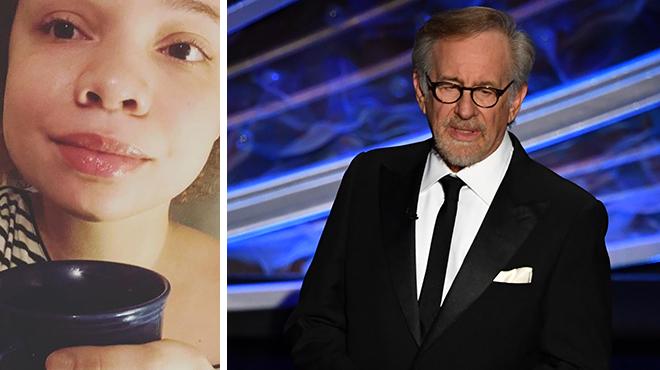 Insolite :La fille de Steven Spielberg se lance dans la pornographie