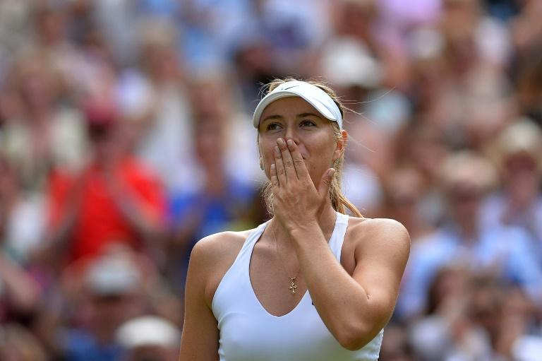 Tennis :A 32 ans, Maria Sharapova met un terme à sa carrière