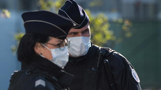 Vente illégale :Plus de 23.000 masques découverts dans une camionnette