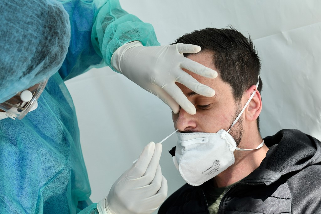 Coronavirus :30% des malades non détectés par les tests actuels