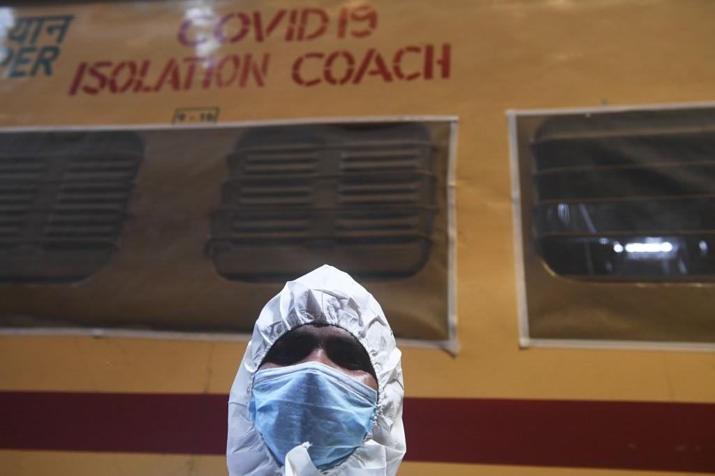 """Coronavirus, le direct :Plus de 65.000 morts dans le monde, les USA """"face à l'horrible"""""""