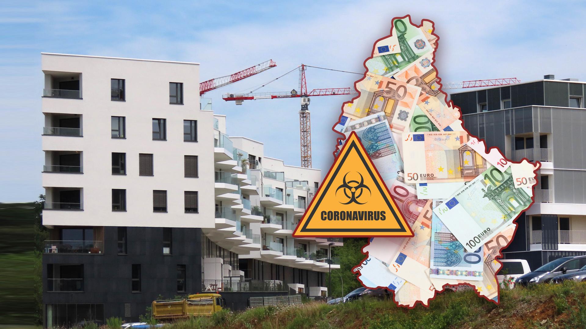 Crise sanitaire :Le marché immobilier luxembourgeois va-t-il craquer?