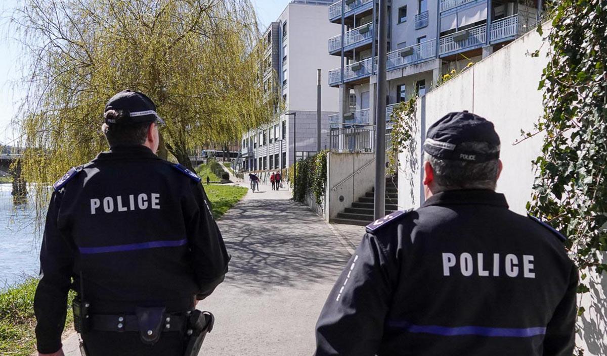 Respect des mesures de confinement :La police effectue aussi des contrôles à domicile