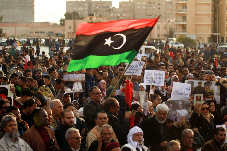 New report: US says Russia aggravating Libya conflict through mercenaries