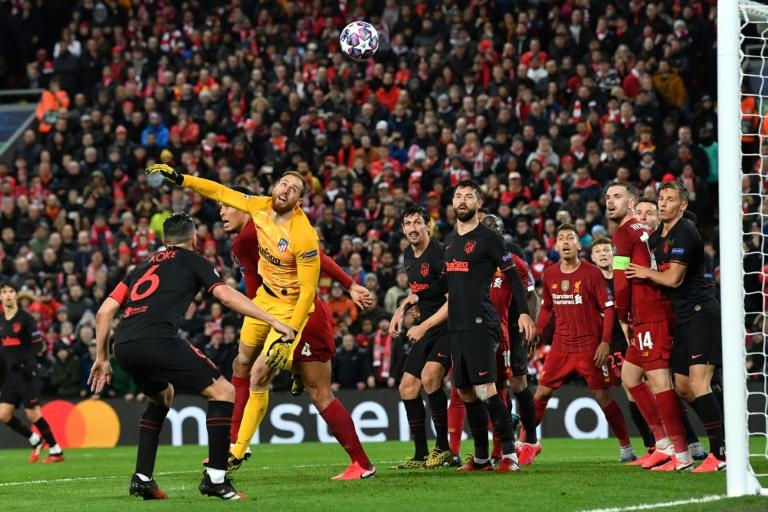 """Coronavirus :Le match Liverpool-Atletico serait lié à """"41 décès supplémentaires"""""""