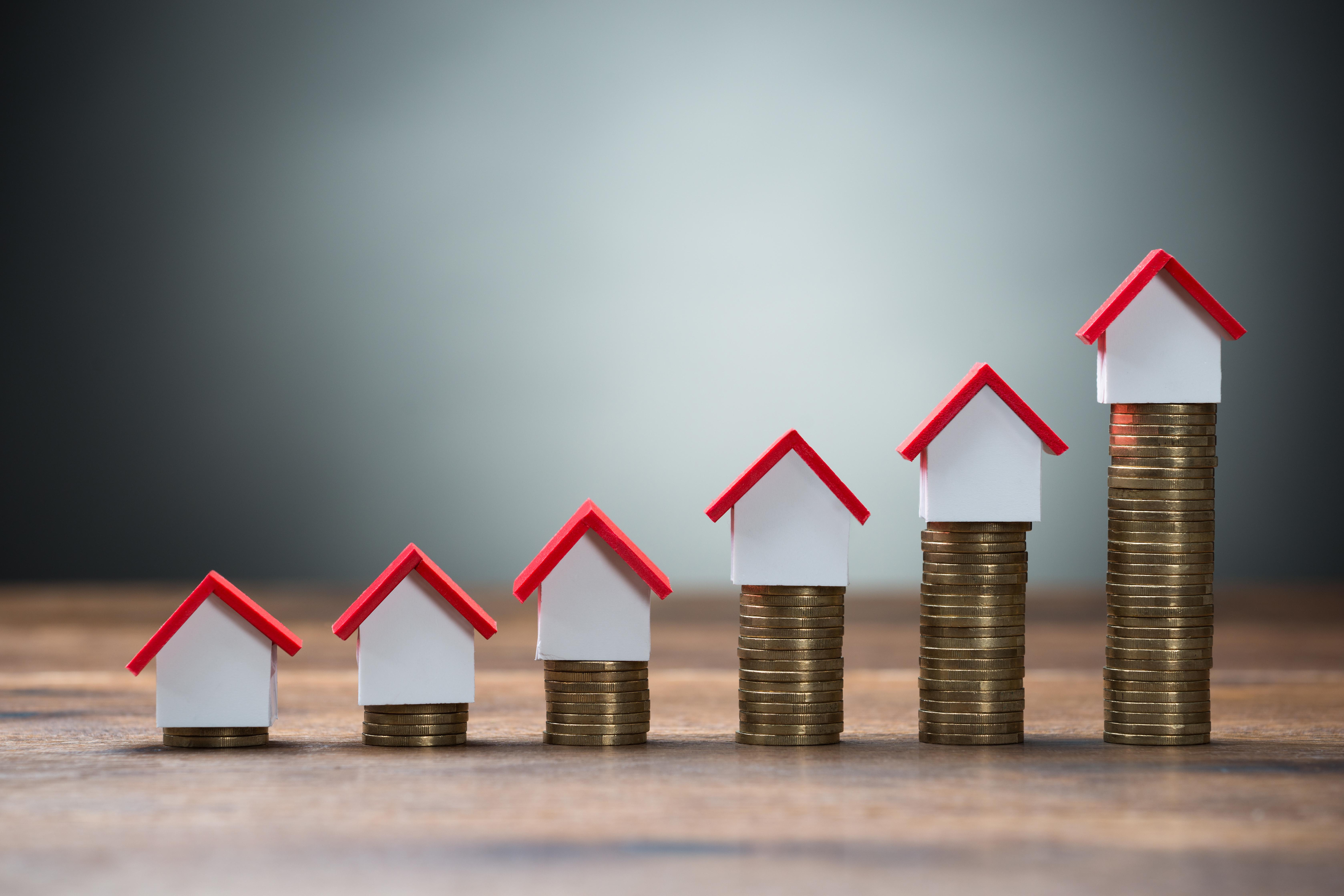 """Jusqu'à 28% :Les prix immobiliers sont décidément """"gonflés"""" au Luxembourg"""