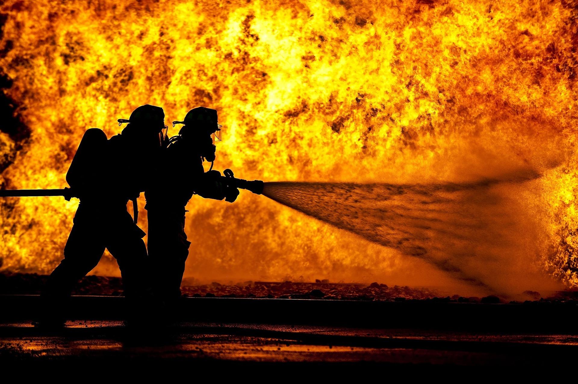Les pompiers mobilisés :Plusieurs incendies hier soir au Luxembourg