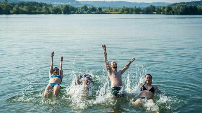 Loisirs :La zone de baignade de Remerschen rouvre samedi