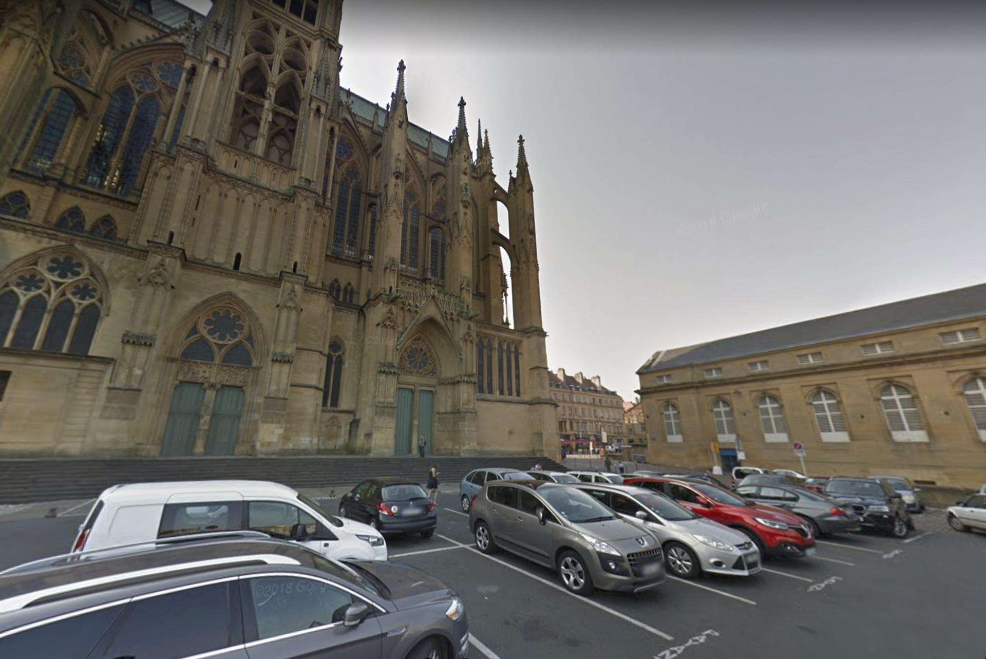 À partir du 2 juin :Le stationnement redevient payant à Metz