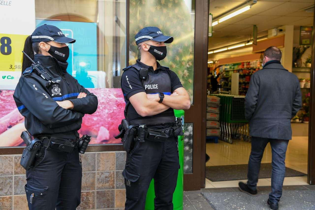 Luxembourg :Ils sont encore nombreux à ne pas porter le masque