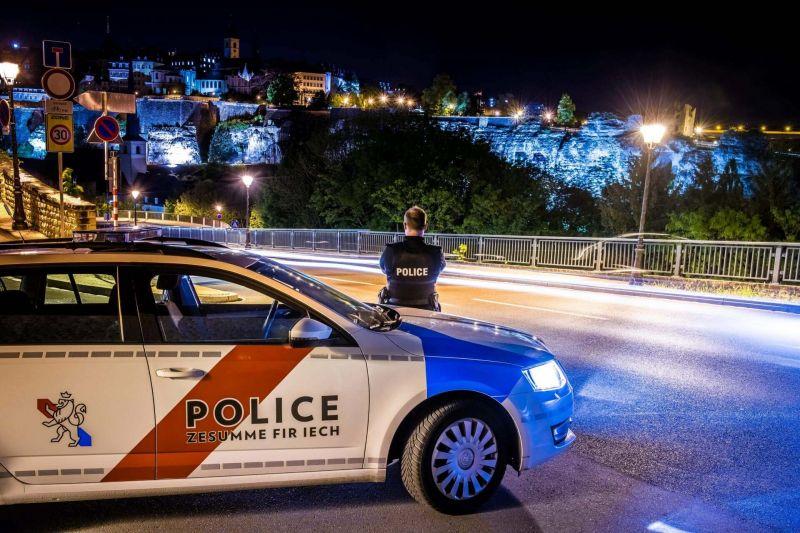 Strassen :Une fête illégale interrompue par la police la nuit dernière