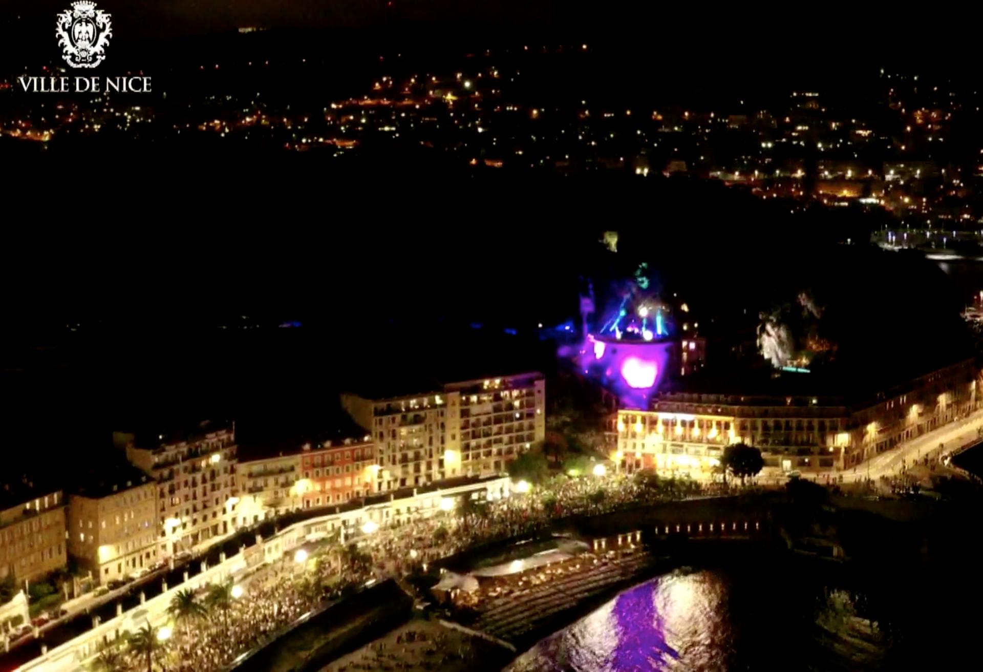 Nice :Le concert de The Avener indigne la toile, la mairie tente de rassurer