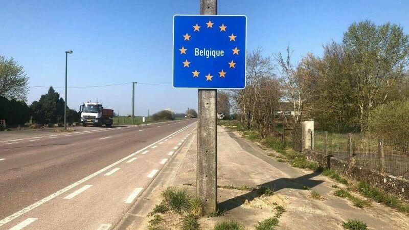 """Belgique :Une quarantaine est """"demandée"""" en revenant du Luxembourg"""