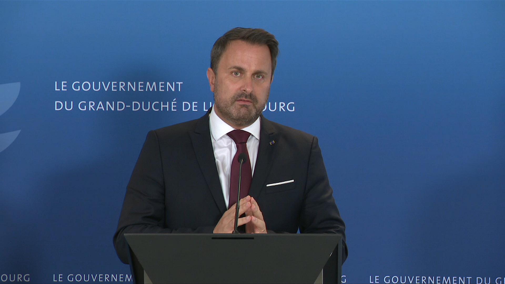 Luxembourg :Des mesures restrictives pourraient être annoncées dimanche