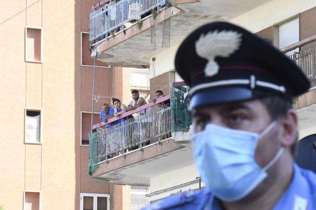 Touristes :Six Luxembourgeois en quarantaine dans le sud de l'Italie