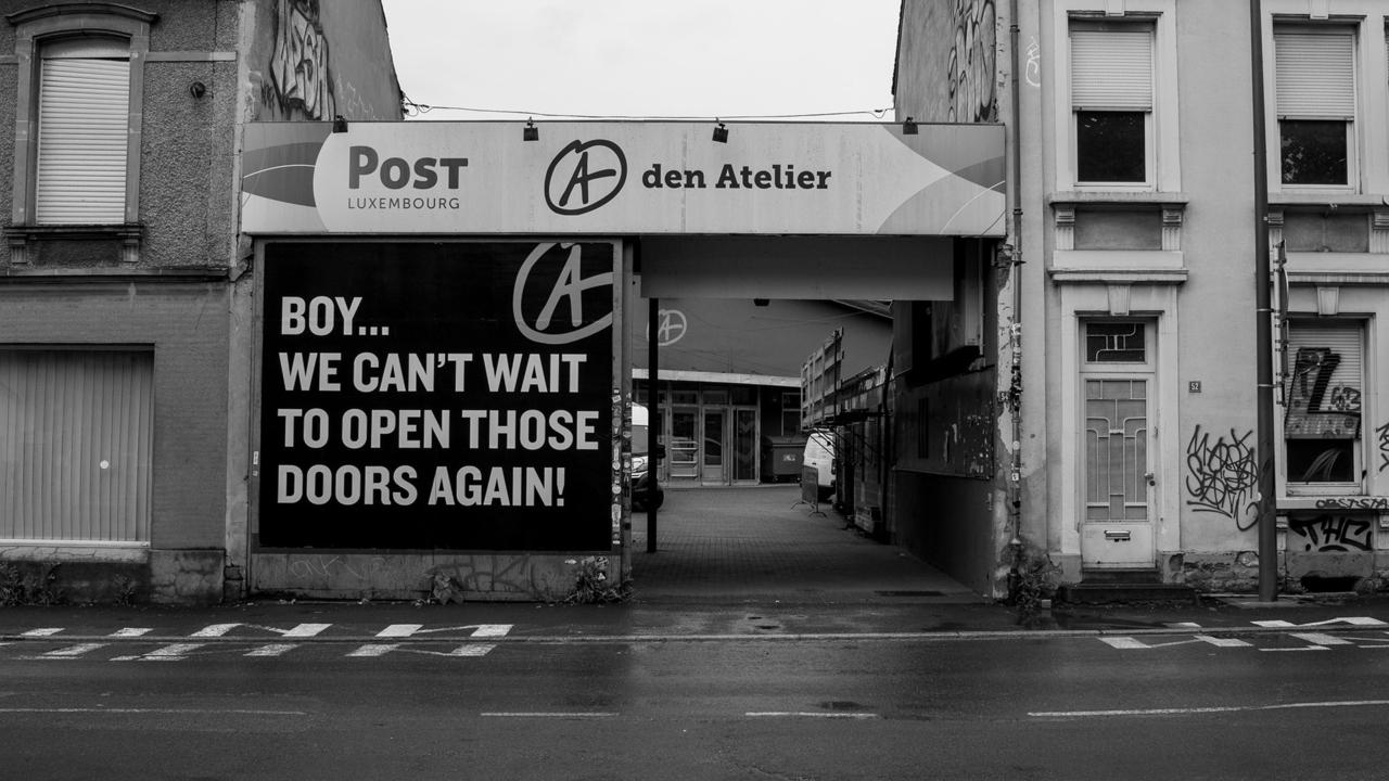 """""""Intimate shows"""" :L'Atelier annonce les premiers concerts jusqu'à la fin de l'année"""