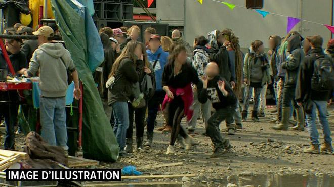 Houffalize :La police évacue 200 participants à une fête illégale