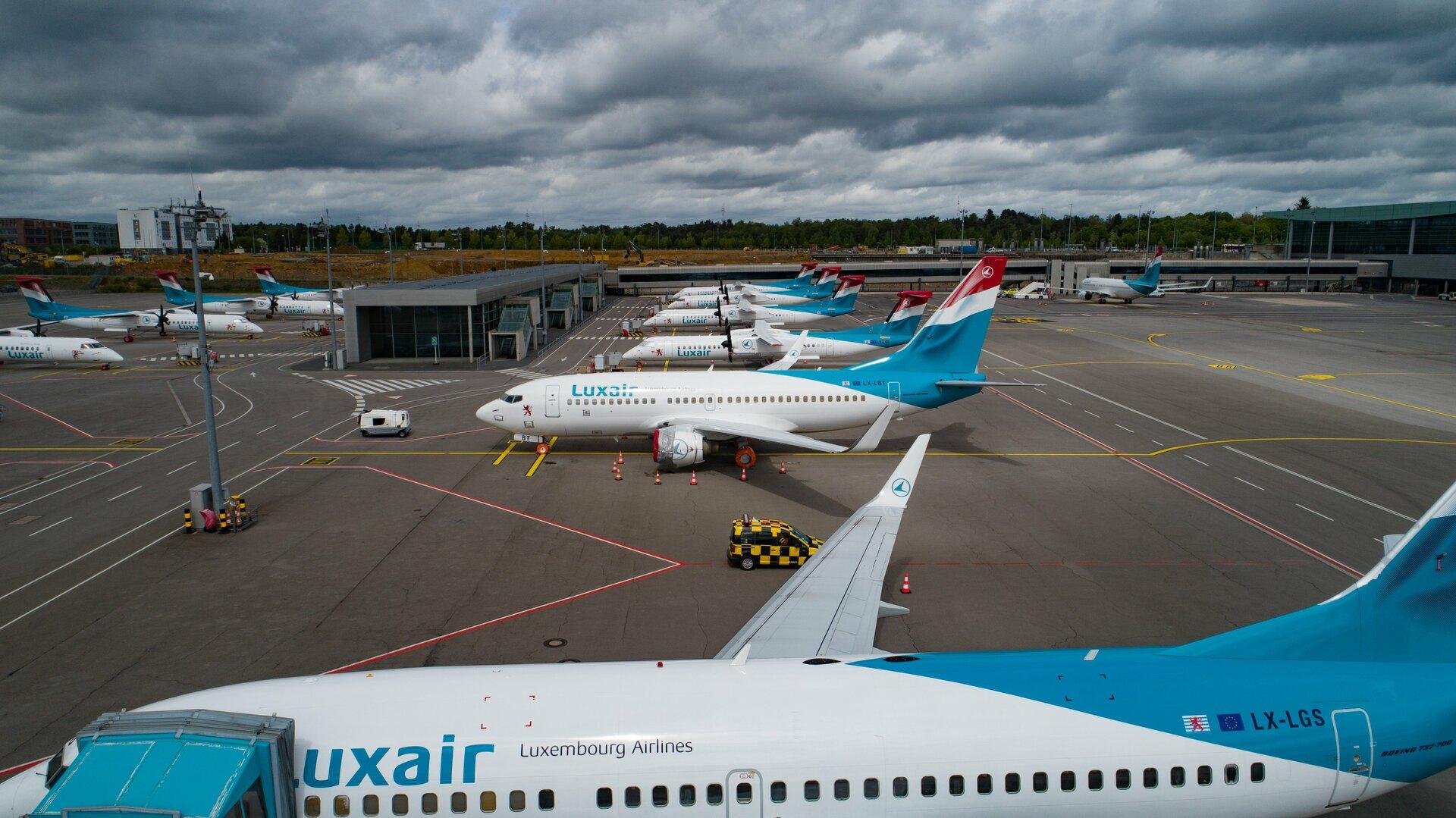 Problème technique :Un vol Luxair a dû être dévié vers Copenhague