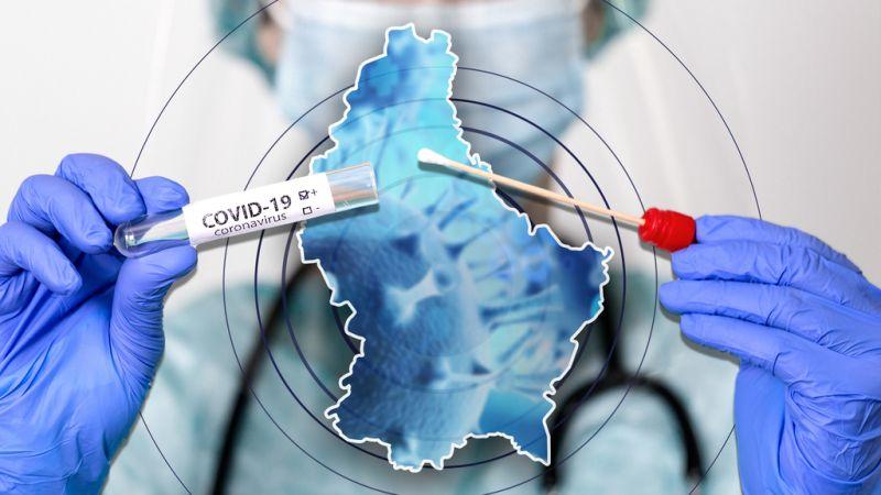 """Bilan de l'épidémie :""""Très forte augmentation"""" des cas positifs au Luxembourg"""