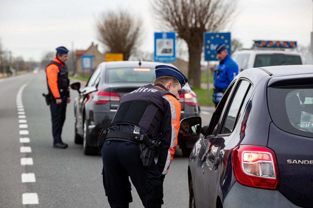 Liste rouge :Début des nouvelles restrictions entre la Belgique et le Luxembourg