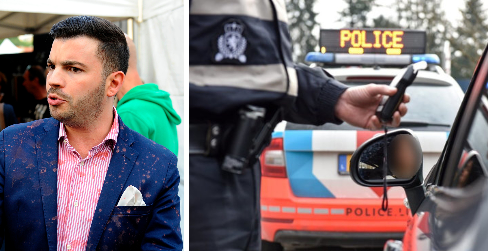 """""""Juste un verre de trop"""" :Le maire RN d'Hayange risque une interdiction de conduire au Luxembourg"""