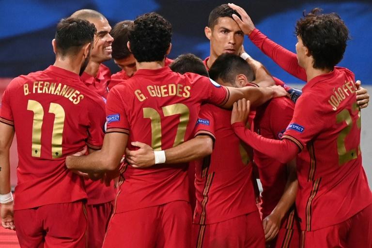 Portugal :Retour limité du public pour les matches contre l'Espagne et la Suède
