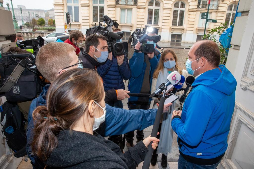 Belgique :Un pays divisé dans la lutte contre la pandémie