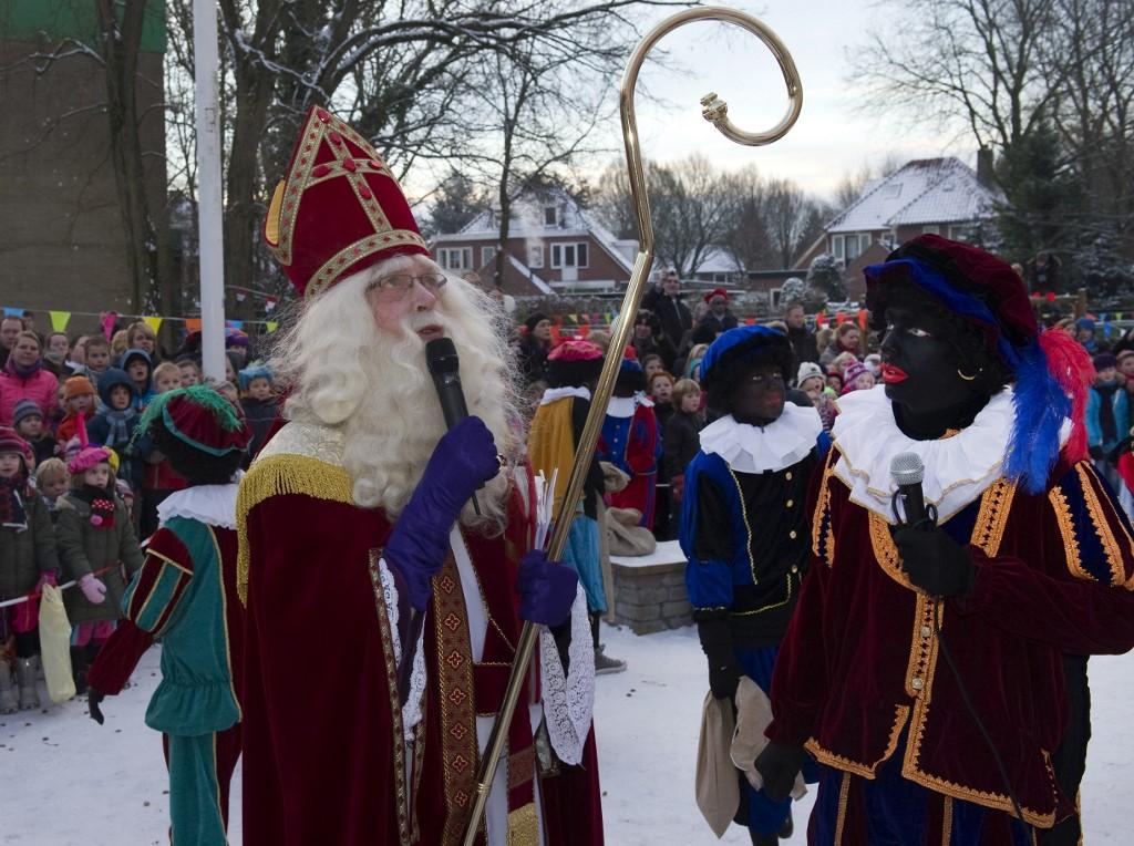 """Racisme :Aux Pays-Bas, le personnage de """"Zwarte Piet"""" est de plus en plus rejeté"""