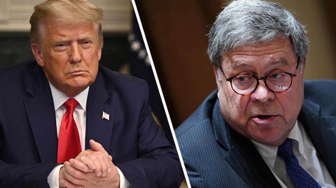 Elections américaines :Trump crie toujours à la fraude, même son ministre de la Justice le contredit