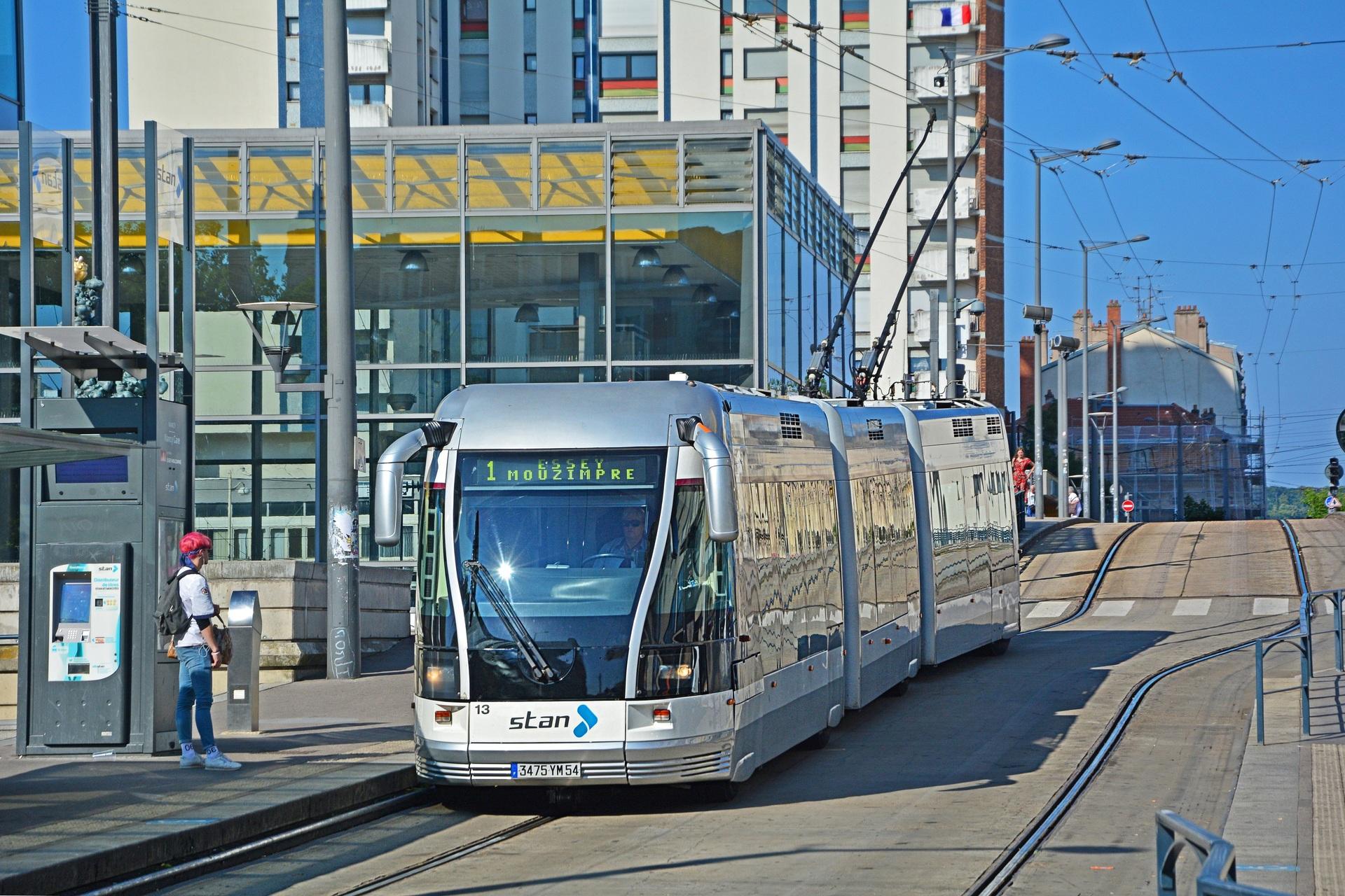 Gratuité des transports :Nancy dans les pas du Luxembourg