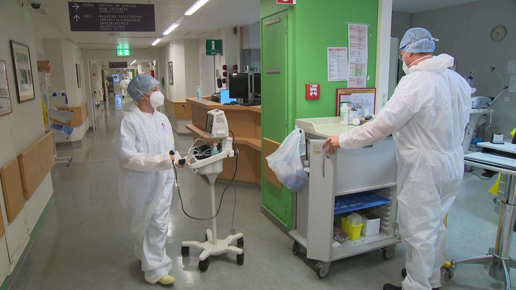 Coronavirus, les dernières infos :Quatre nouveaux décès: le dernier bilan de l'épidémie au Luxembourg
