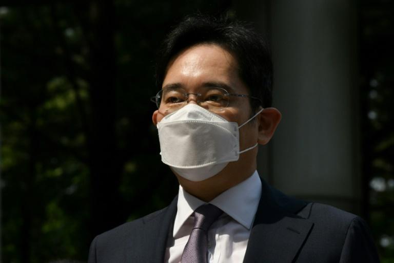 Corruption en Corée du Sud :L'héritier de Samsung condamné à deux ans et demi de prison