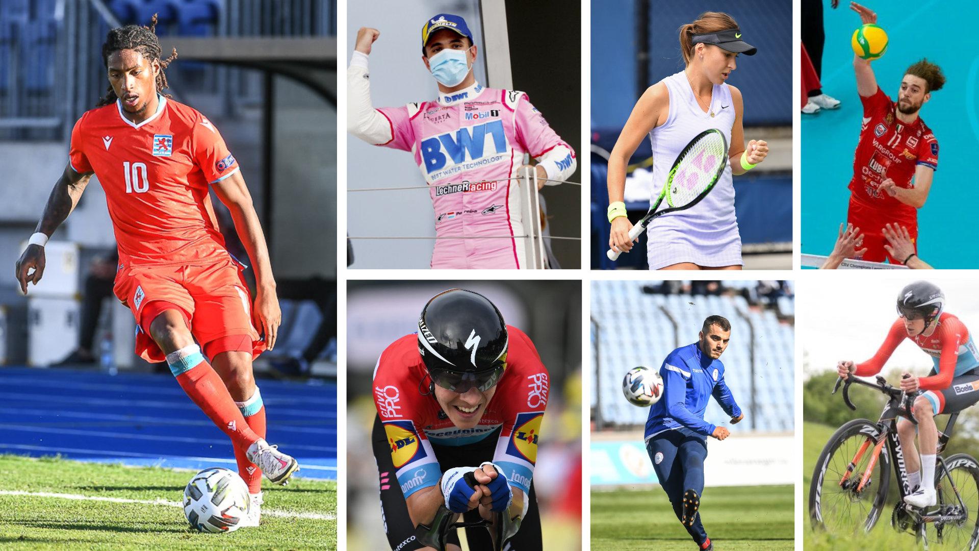 Foot, cyclisme, tennis, course automobile... :Les sportifs luxembourgeois à suivre en 2021