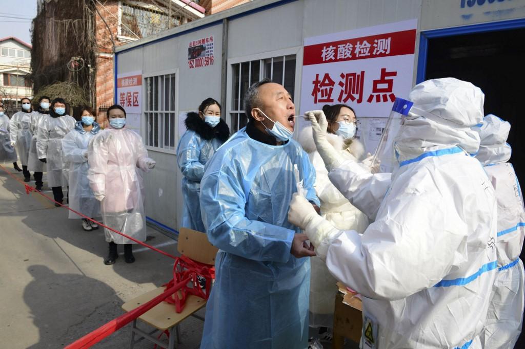 Pandémie  :La Chine et l'OMS auraient pu agir plus vite