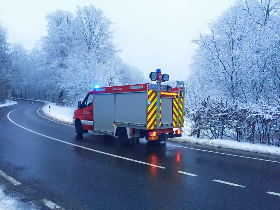 Fait divers :Un piéton grièvement blessé à Grevenmacher