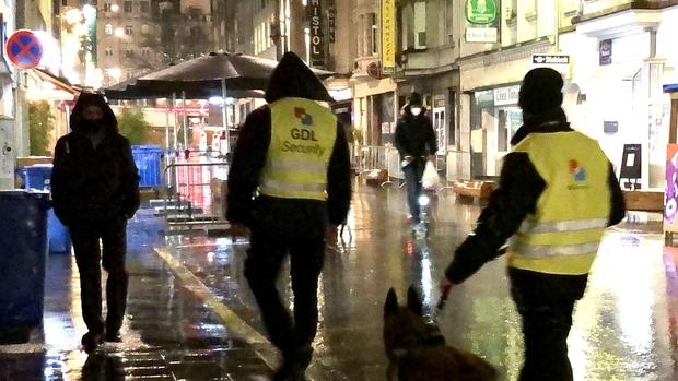 Luxembourg-Ville :Les patrouilles privées seront prolongées