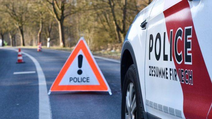 Conditions hivernales :Des contrôles routiers dès demain au Luxembourg