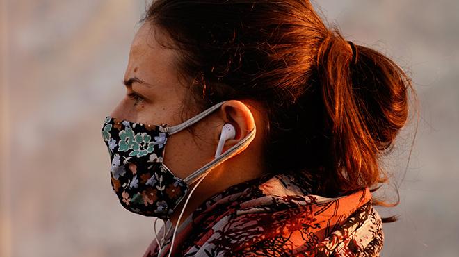 Selon l'OMS :Les masques en tissu gardent leur efficacité face aux nouveaux variants