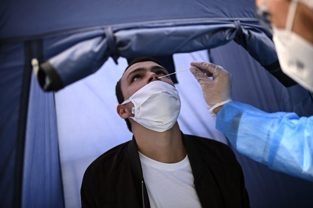 Épidémie de coronavirus :Le test PCR est désormais obligatoire pour voyager vers la France