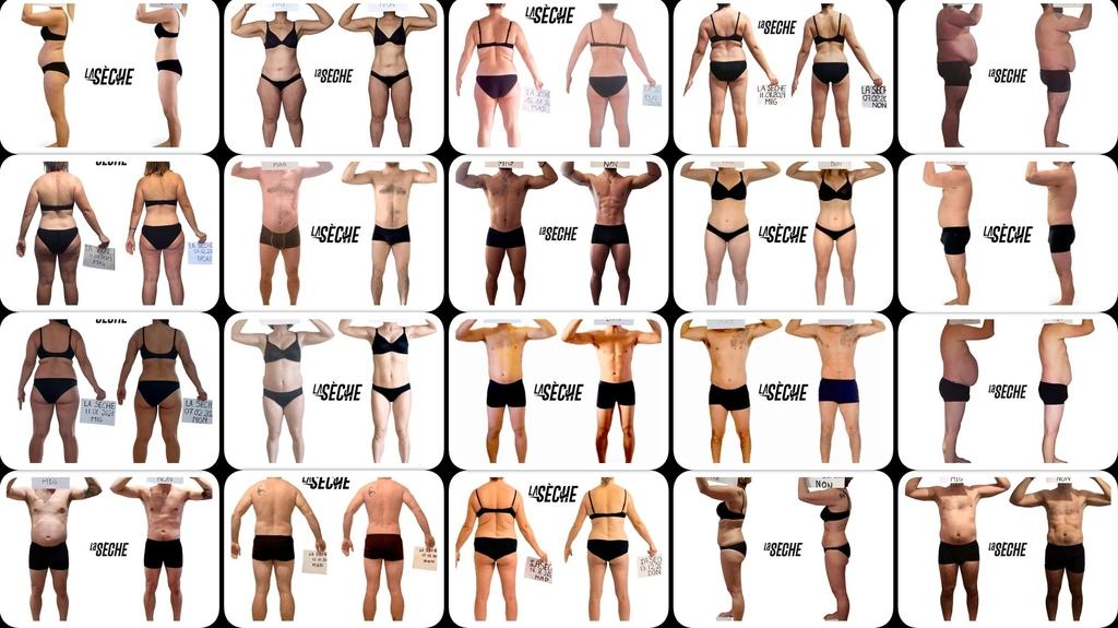 On a testé pour vous :Le challenge La Sèche, pour perdre du poids