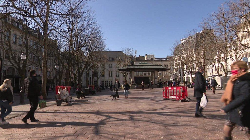 Luxembourg :Petit récapitulatif des restrictions sanitaires en cours