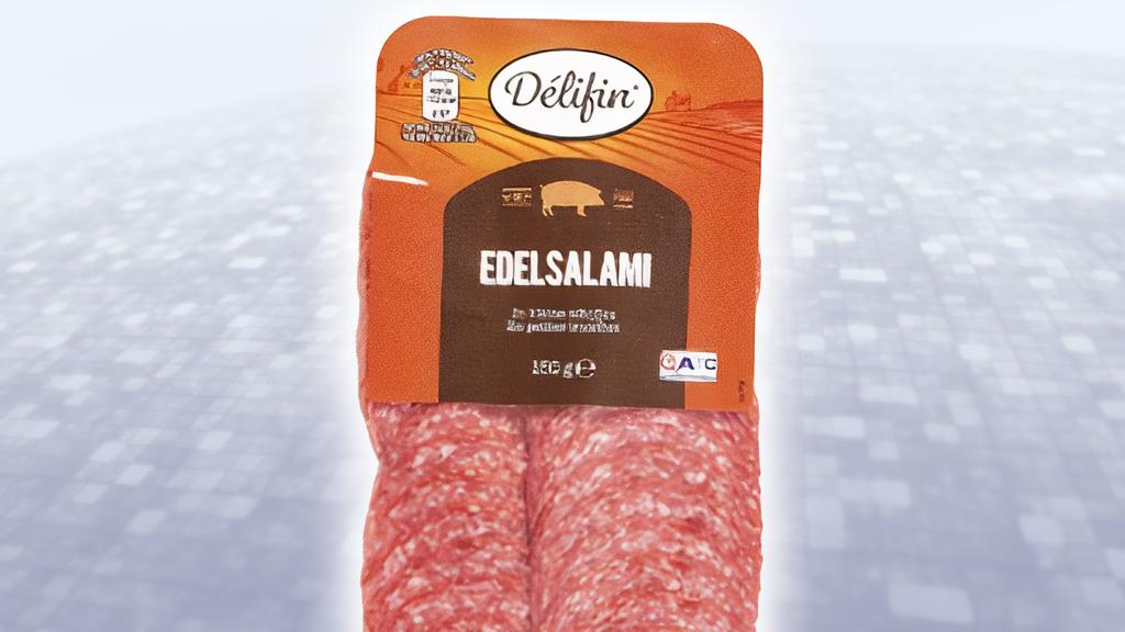 Salmonelles :Ce saucisson de marque Délifin rappelé en magasin